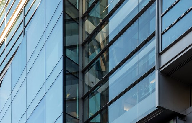 Curtain Wall Leaks : Structura uk case studies